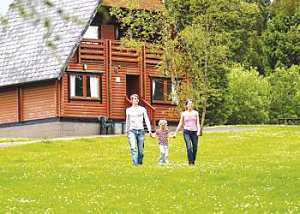 october half term lodge holidays