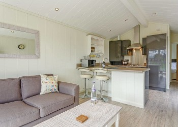 Holiday lodges with hot tubs north east